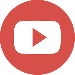 youtube highlighted icon