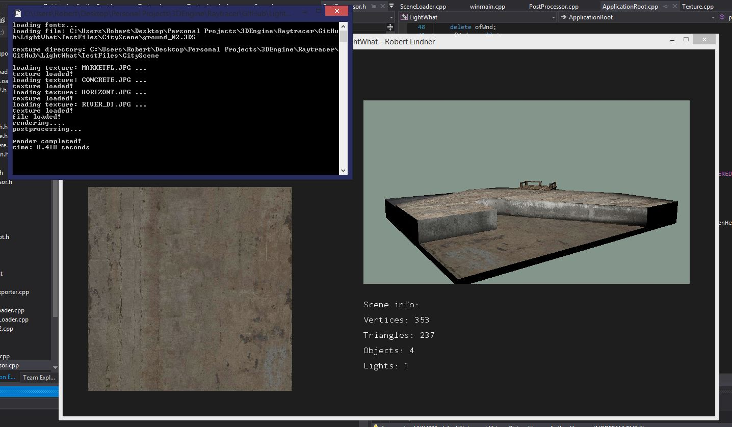 Diffuse texture mapping with multiple textures